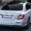 Mercedes benz E klasės 2019 m. automobilio nuoma su vairuotoju