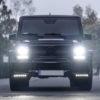 Mercedes benz G klases nuoma su vairuotoju